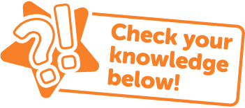 Checkyourknowledge Orange